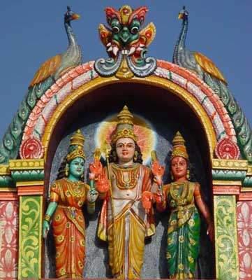 Valli Teyvani Samedha Murugan