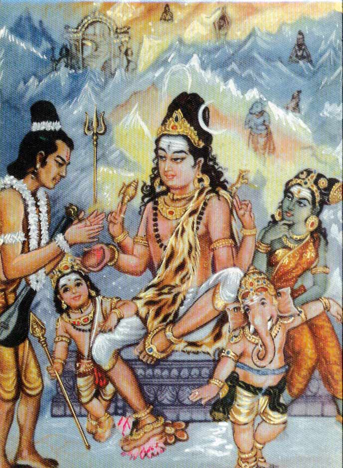 How Naradha Became The Most Famous Among Rishis - IndusLadies