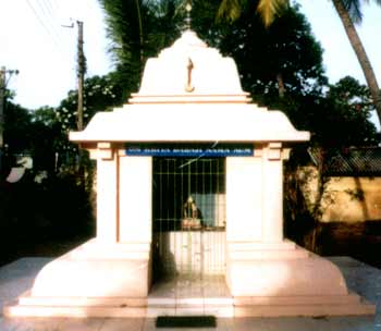 Kriya Babaji shrine, Kataragama