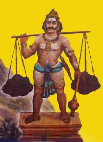 Idumban, the first Kavadi bearer [15,146 bytes]